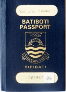 Vietnam visa requirement for I-Kiribati