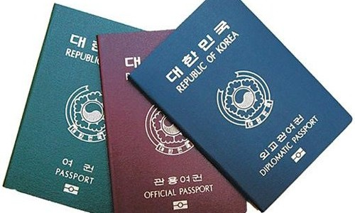 Vietnam visa requirement for Korean South