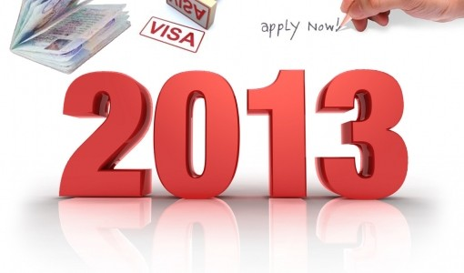 Get Vietnam visa on Lunar New Year 2013 - Tet holiday