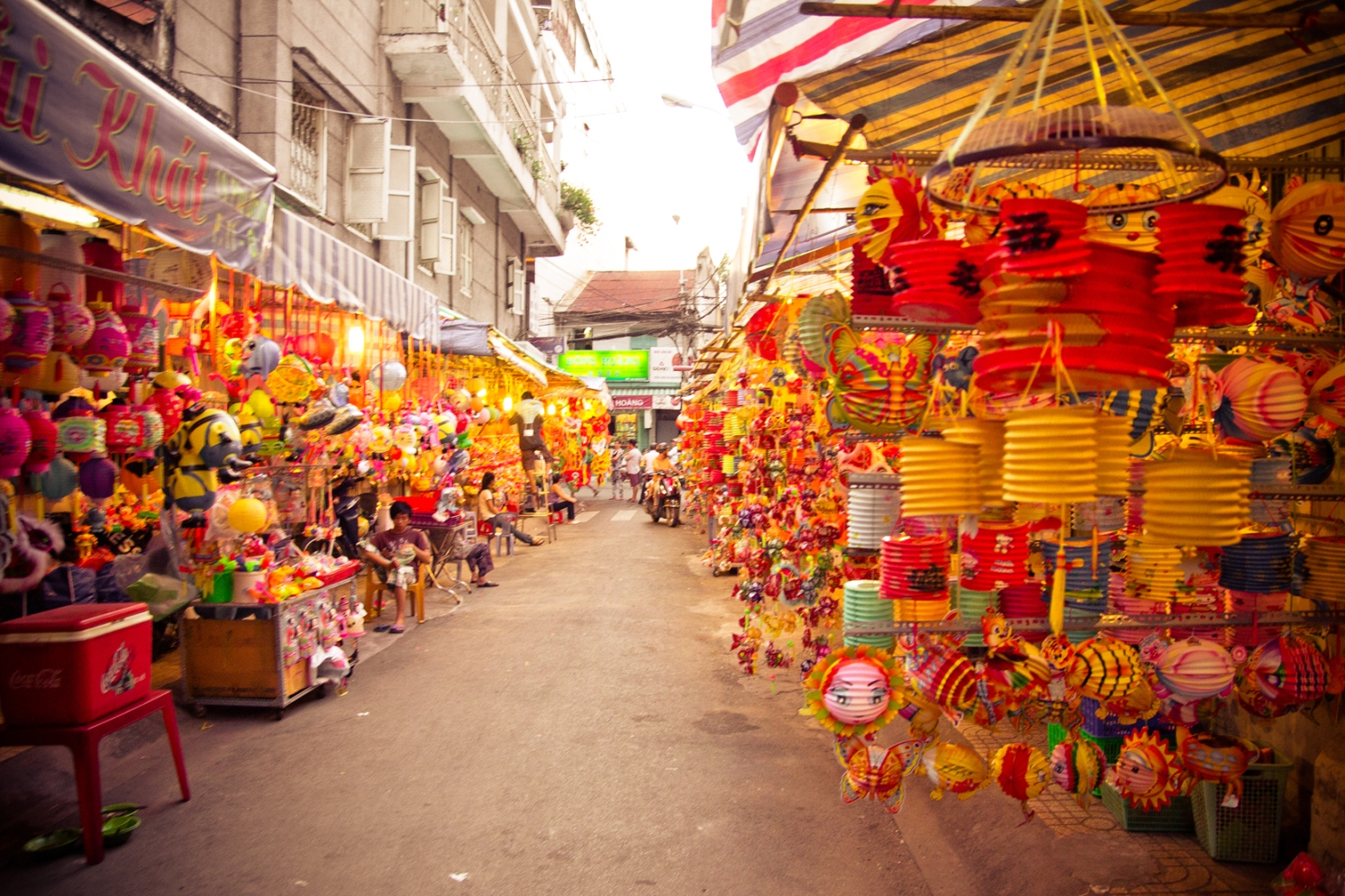 Chinatown in Ho Chi Minh city | Vietnamimmigration.com official ...