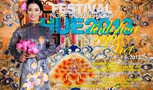 Hue Traditional Craft Festival 2013
