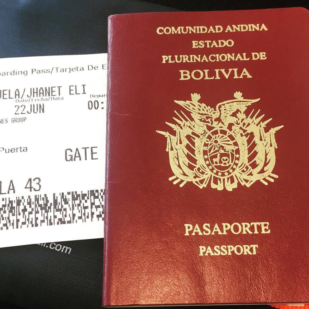Kết quả hình ảnh cho VISA BOLIVIA