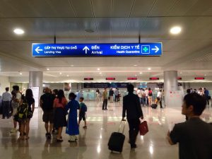 User submitted photo of Tan Son Nhat International Airport